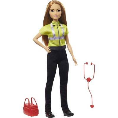 Barbie Careers Paramedic Doll