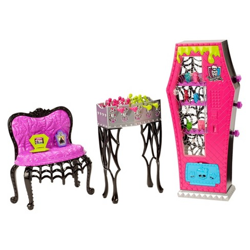 Monster High Social Spots Student Lounge Accessory - image 1 of 9