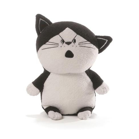 "Enesco Lupp the Cat Standing 10"" Beanbag Plush - image 1 of 1"