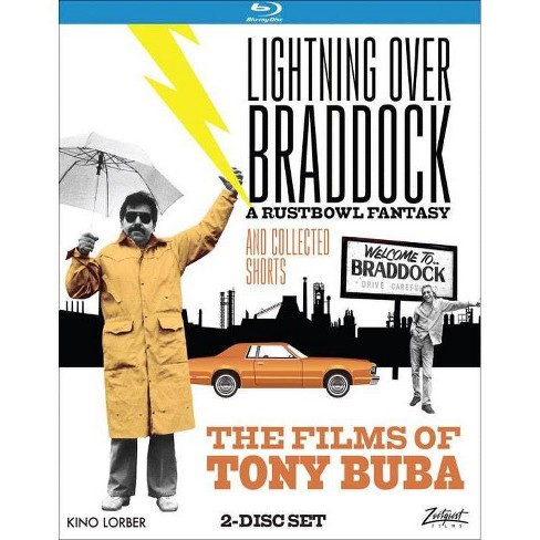 Lightning Over Braddock: A Rust Bowl Fantasy (Blu-ray) - image 1 of 1
