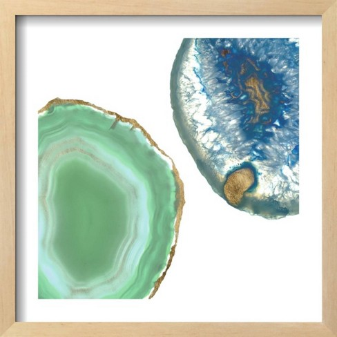 Gem Stones IV by Jennifer Goldberger Framed Art Print - Art.com - image 1 of 3