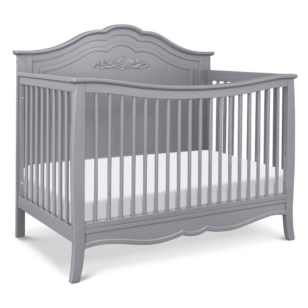 Davinci Fiona 4 In 1 Convertible Crib Gray
