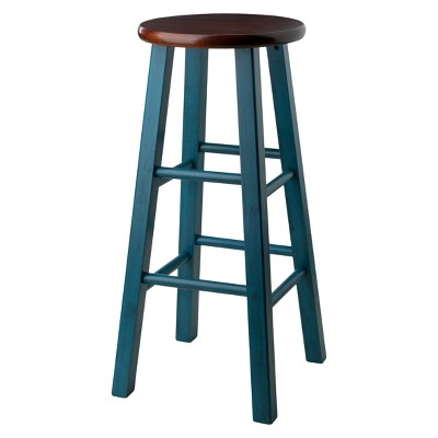"""29"""" Ivy Barstool - Teal - Winsome"""