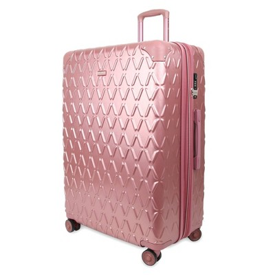 "J World Dia 30"" Polycarbonate Spinner Suitcase"