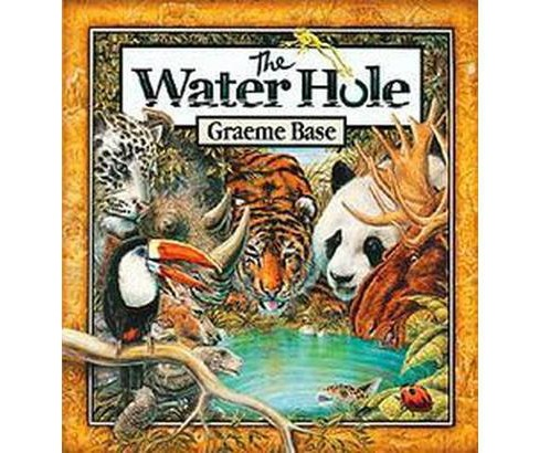 Water Hole (School And Library) (Graeme Base) - image 1 of 1