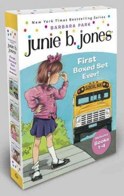 Junie B. Jones First Boxed Set Ever! (Paperback) by Barbara Park