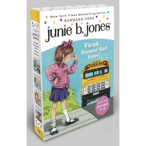 Junie B. Jones First Boxed Set Ever! (Paperback) by Barbara Park - image 1 of 1