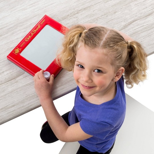 Etch A Sketch - Classic - Red image number null