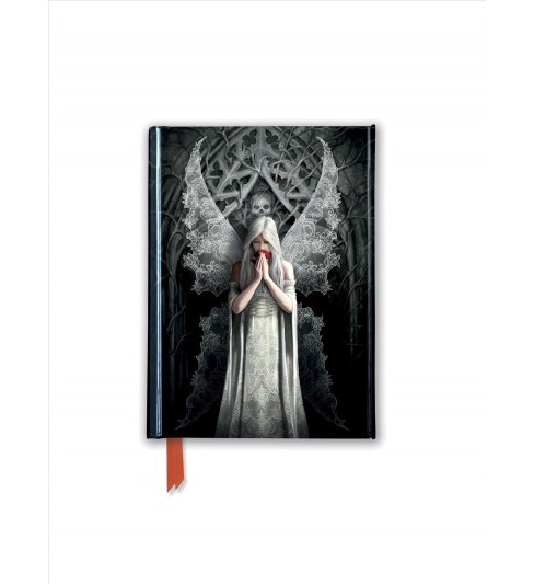 Anne Stokes Foiled Pocket Journal : Only Love Remains (New) (Hardcover) - image 1 of 1