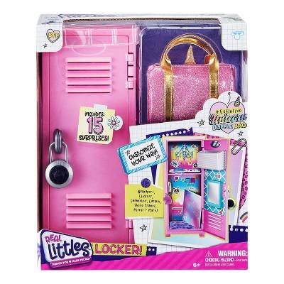 Real Littles Locker