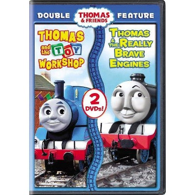 Thomas & Friends: Toy Workshop / Really Brave Engines (DVD)(2015)