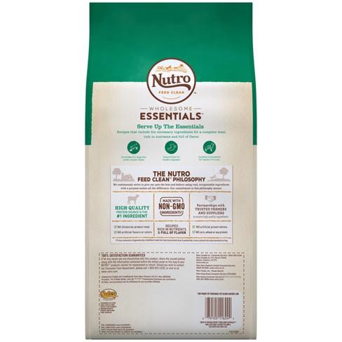 Nutro Wholesome Essentials Small Bites Adult Lamb Target