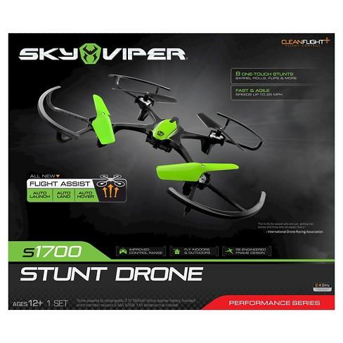 Sky Rocket Sky Viper Stunt Drone Target