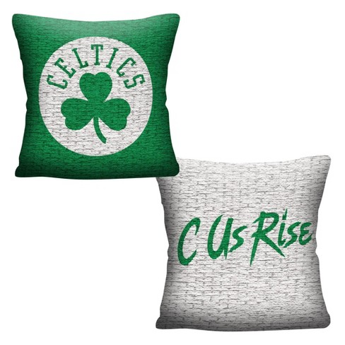 NBA Boston Celtics Inverted Woven Pillow - image 1 of 1