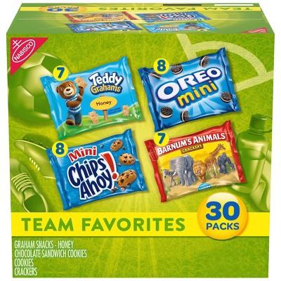 Cookies: Nabisco Team Favorites