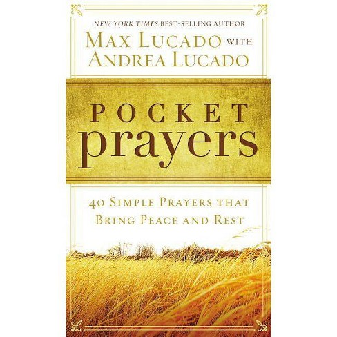 Pocket Prayers - by  Max Lucado (Paperback) - image 1 of 1
