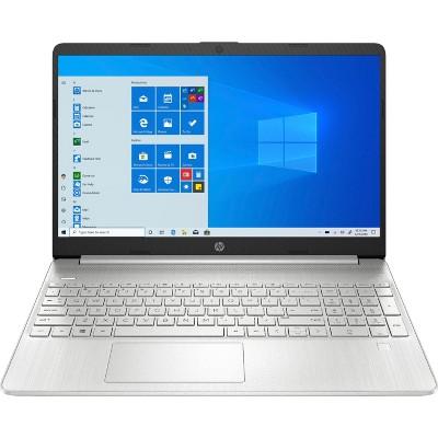 "HP 15.6"" Full HD (1920 x 1080) Laptop, Intel Core i5-1135G7, 8GB RAM, 256GB SSD, Windows 10 Home, Natural Silver (15-dy2093dx)"