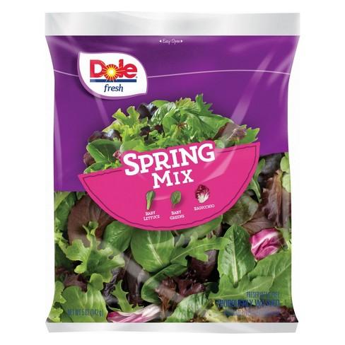 Dole Spring Mix Lettuce Blend - 5oz - image 1 of 2