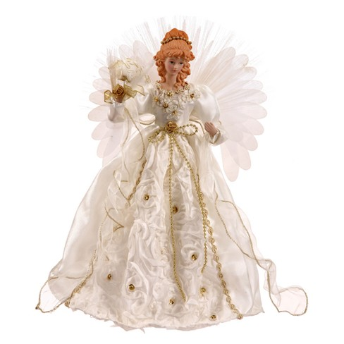 about this item - Angel Topper For Christmas Tree
