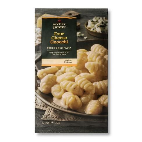 Frozen Four Cheese Gnocchi Prepared Pasta Dish - 16oz - Archer Farms™ - image 1 of 1