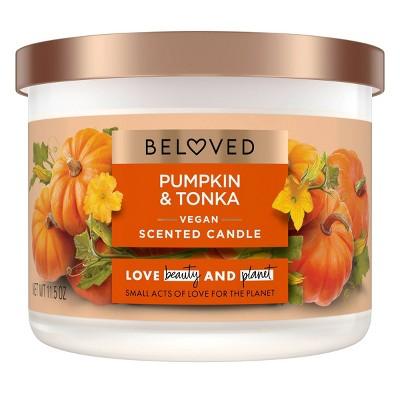 Beloved Pumpkin & Tonka Candle - 11.5oz