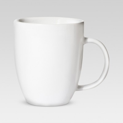 Porcelain Coffee Mug 8oz White - Threshold™