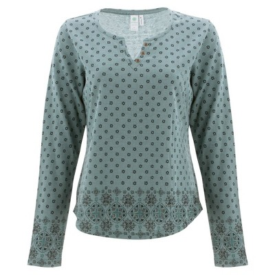 Aventura Clothing  Women's Darby Long Sleeve Top