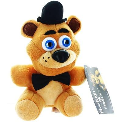 """Chucks Toys Five Nights At Freddy's 6.5"""" Plush: Freddy"""