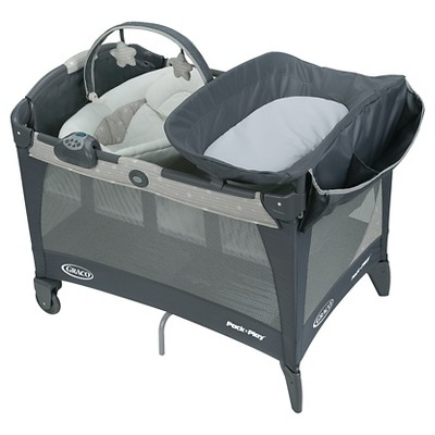 Graco® Newborn Napper LX Playard - Stars