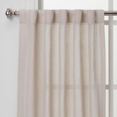Curtain Tier Bonaire Beachcomber 42 x36  - Threshold™