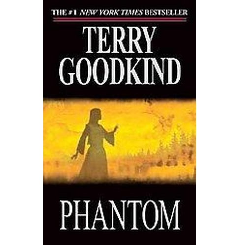 Phantom (Reissue) (Paperback) (Terry Goodkind) - image 1 of 1