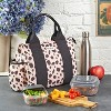 Fit & Fresh Sanibel Lunch Tote - image 3 of 4