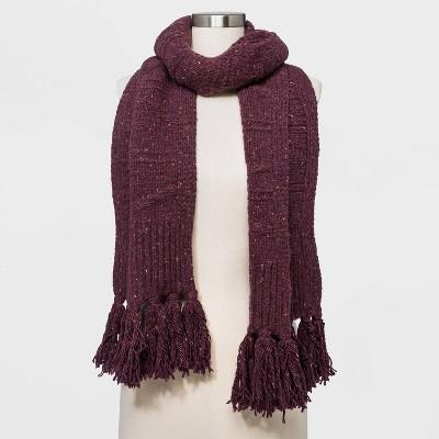 Women's Wool Blanket Scarf - Universal Thread™