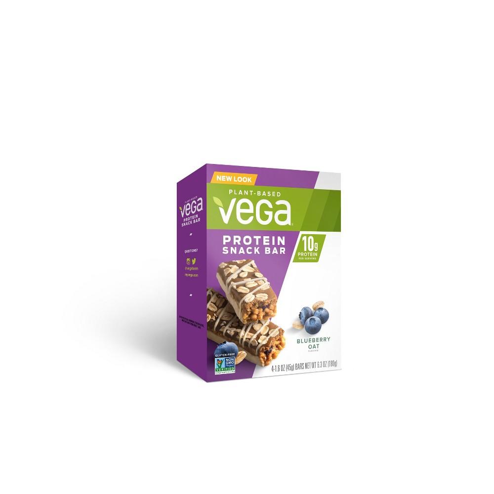Vega Protein Bar - Blueberry Oat - 4ct