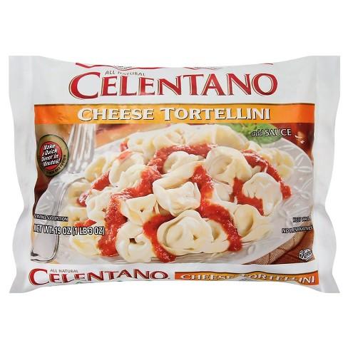 Celentano Frozen Cheese Tortellini 19oz Target
