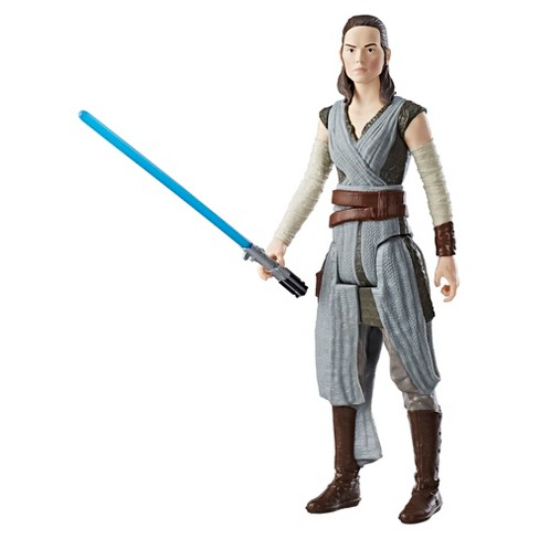 "Star Wars: The Last Jedi 12"" Rey (Jedi Training) Figure - image 1 of 13"