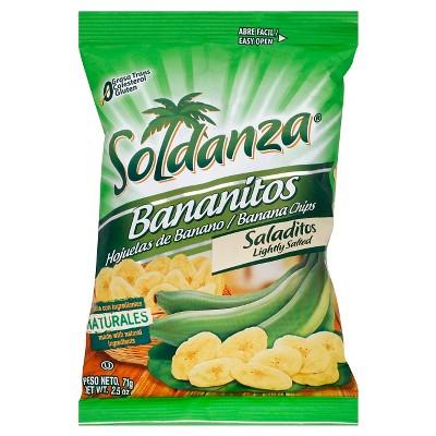 Iberia Banana Potato Chips - 2.5oz