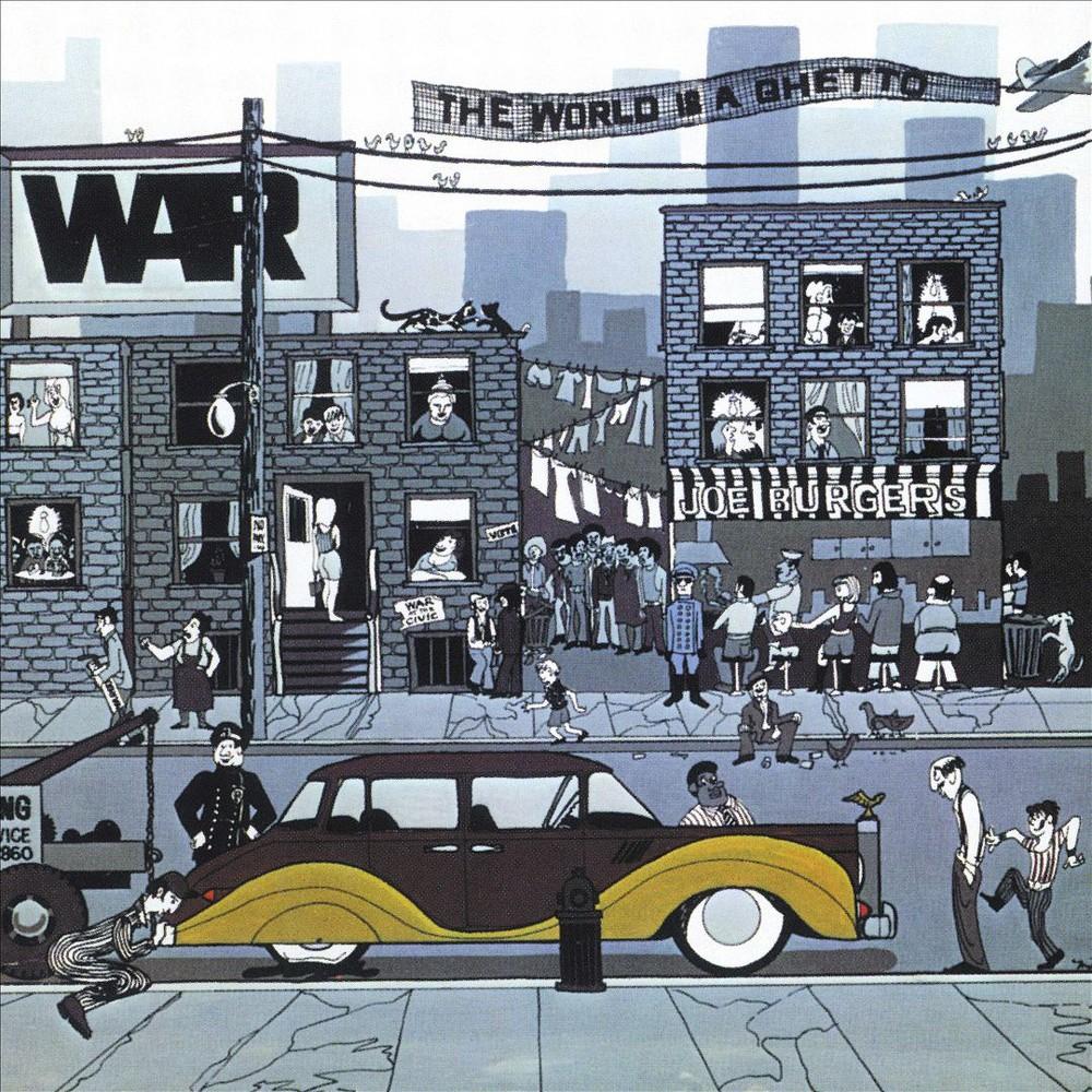 War - World Is A Ghetto (CD)