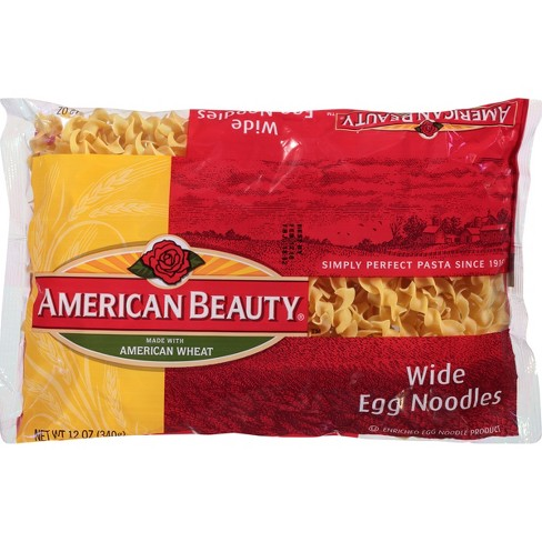 American Beauty® Wide Egg Noodles - 12oz - image 1 of 3