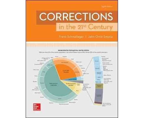 Corrections in the 21st Century (Paperback) (Ph.D. Frank Schmalleger & Ph.D. John Ortiz Smykla) - image 1 of 1