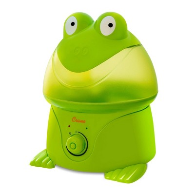 Crane Adorable Frog Ultrasonic Cool Mist Humidifier - 1gal