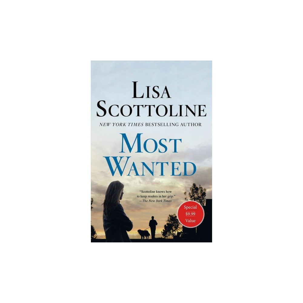 Most Wanted - Reprint by Lisa Scottoline (Paperback)