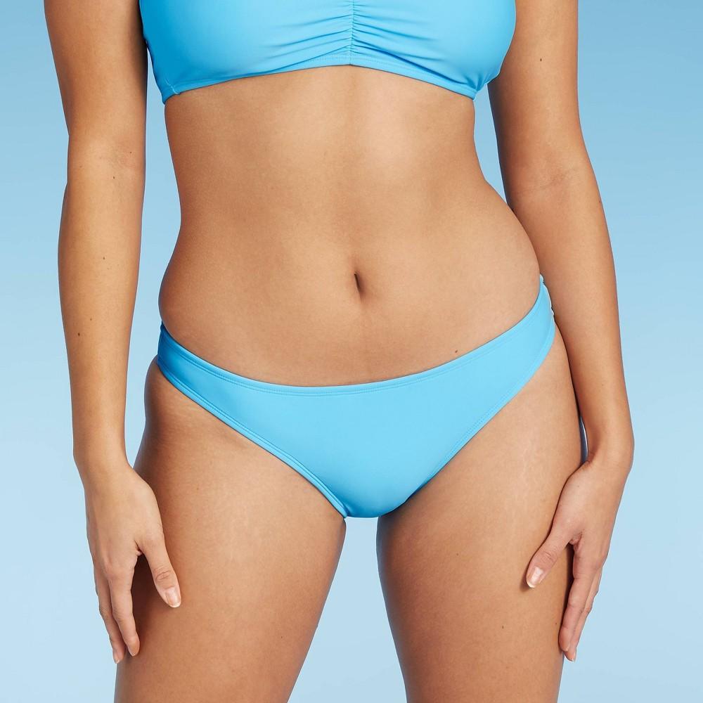 Juniors 39 Hipster Bikini Bottom Xhilaration 8482 Bright Blue Xs