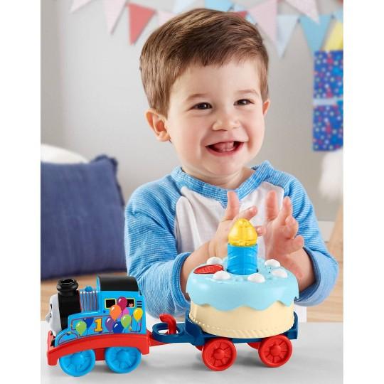 Fisher-Price Thomas & Friends Birthday Wish Thomas image number null