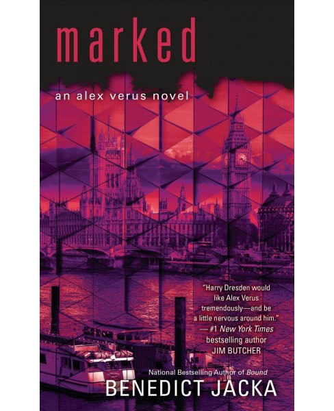 Marked -  (Alex Verus) by Benedict Jacka (Paperback) - image 1 of 1