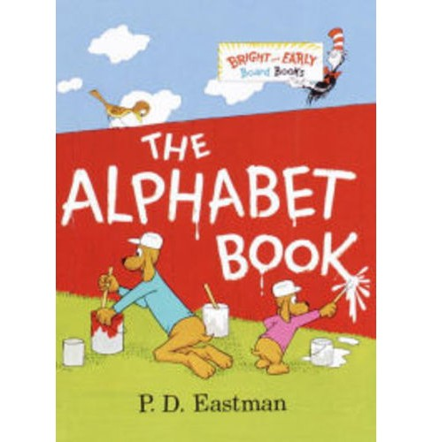 The Alphabet Book By P. D. Eastman - image 1 of 1