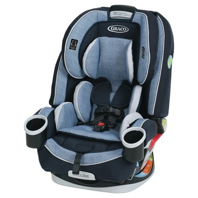 Graco 4Ever All-In-One Convertible Car Seat - Hadlee Nova