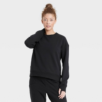 Women's Crewneck Sweatshirt - All in Motion™