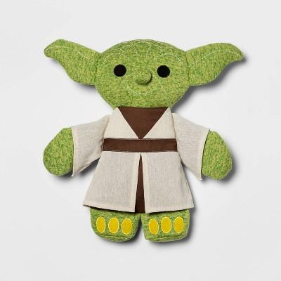 Star Wars Yoda Knit Pillow Buddy