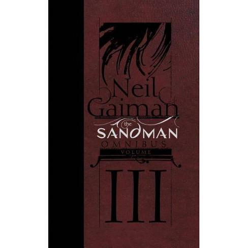 The Sandman Omnibus Vol. 3 - by  Neil Gaiman (Hardcover) - image 1 of 1